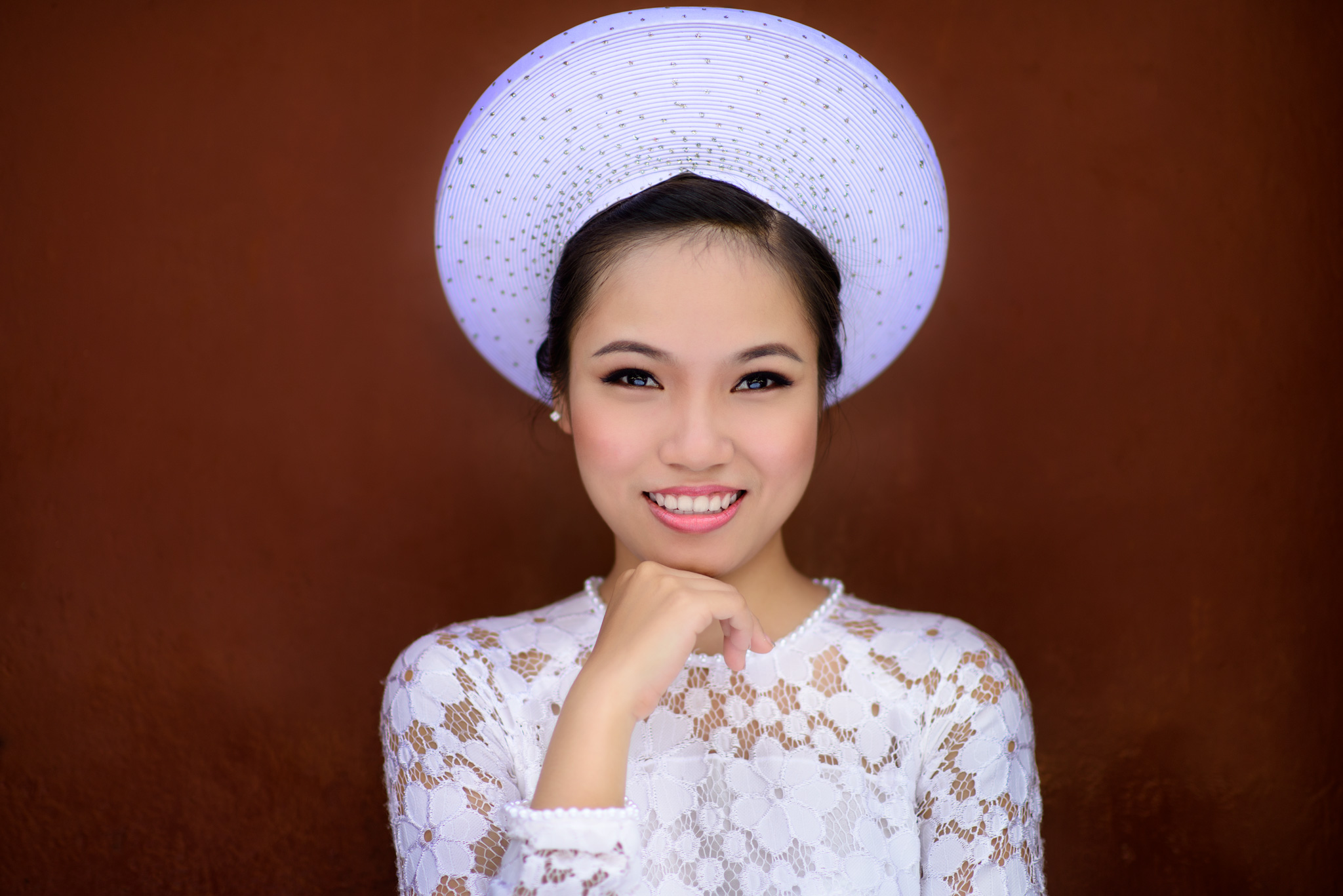 Vietnamese Model Photography Workshop In Saigon (HCMC), Vietnam